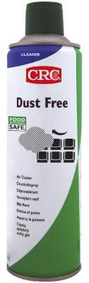 Rengöringsspray CRC Dust Free 1071