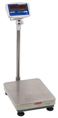 Parcel scales - Bench scales - Floor scales Limit LPW