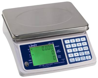 Electronic counting scales LAC-LBC