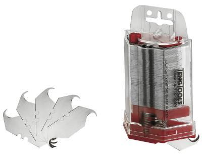 Krogformet knivsblad Teng Tools 710-10H / 710-100H