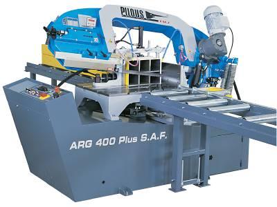 Kallbandsåg Pilous ARG 400 PLUS