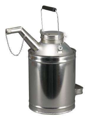 Oil storage can with cap Pressol 08041 / 08042