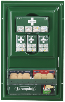 First Aid Panel mini Cederroth