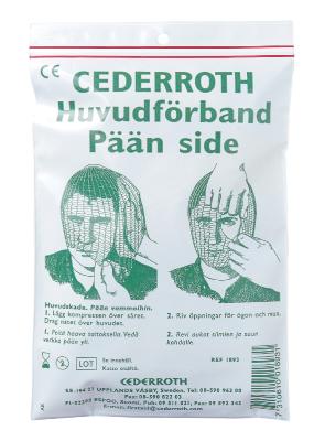 Hodeforbinding Cederroth 1893