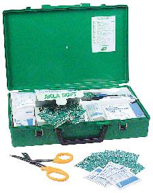 Ensiapupakkaus AKLA III
