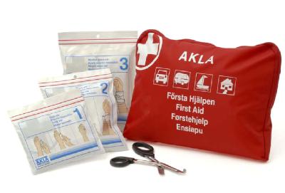 Førstehjelpspute AKLA Liten