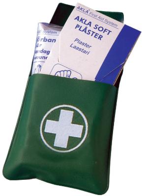 Førstehjelp lommepakning AKLA