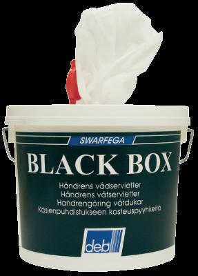 Bilde for Rengjøringsserviett Deb Black Box fra Skydda Norge