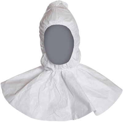 Disposable hood Tyvek PH30L0