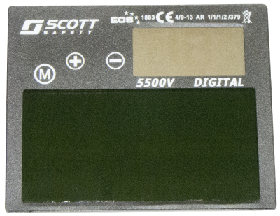 Hitsauskasetti Scott 5500V ADF