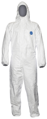 Disposable coverall Tyvek Dual