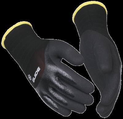 Varmforet handske GUIDE 662W