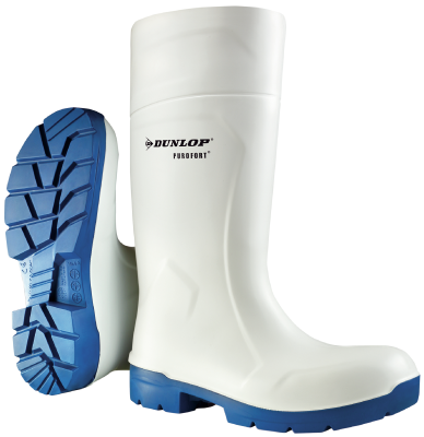 Vernestøvel Dunlop Purofort FoodPro MultiGrip safety