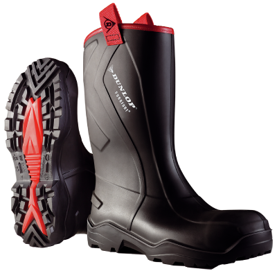 Vernestøvel Dunlop Purofort Rugged