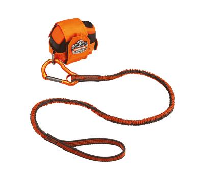 Työkalunauha nykäyksenvaimentimella ja pikalukolla Ergodyne 3100F