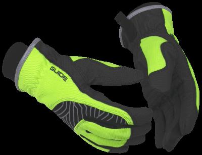 Varmfodrad handske Guide 24W