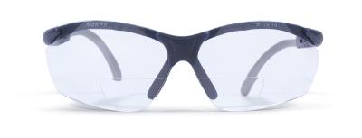 Protective reading spectacles ZEKLER 55 Bifocal