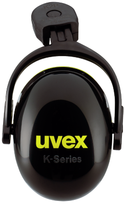 Kuulonsuojain Uvex K2H