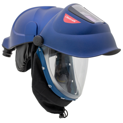 Suojakypärä CleanAIR® CA-40GW hionta- ja hitsausvisiirillä