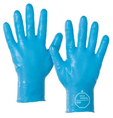 Chemical protection glove Tychem NT420