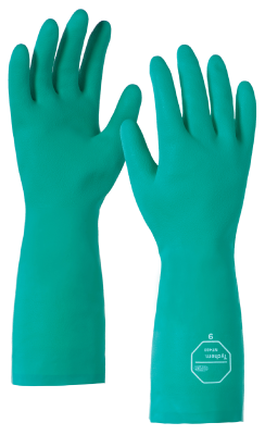 Chemical protection glove Tychem NT480