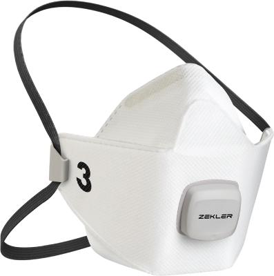 Filtering half mask Zekler 1503V FFP3