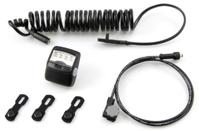 Arbeidslampe 3M Speedglas G5-01 inkludert pære, beskyttelsesglass, lang kabel og monteringsdeler