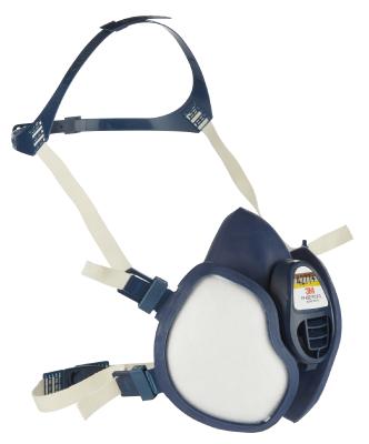 Filtrerande halvmask 3M 4277+