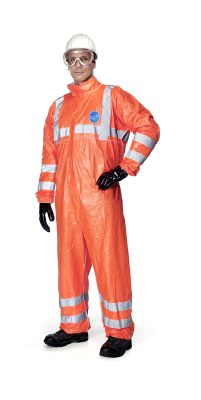 Tyvek 500 HV disposable coverall