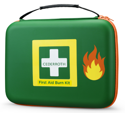 First Aid/Burns Kit Cederroth