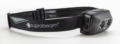 Rechargeable headlamp Suprabeam S4-R