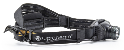 Rechargeable headlamp Suprabeam V3PRO-R