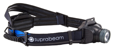 Rechargeable headlamp Suprabeam V3AIR