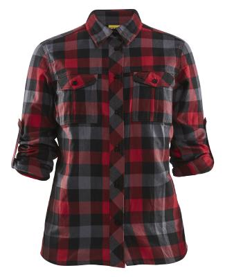 Skjorte Blåkläder 32091152
