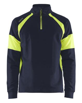 Sweatshirt Blåkläder 35501158