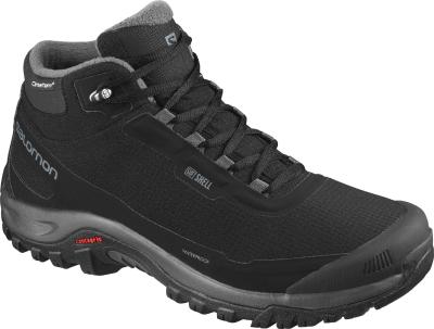 Shoe Salomon Shelter CS WP   B\u0026B Safety
