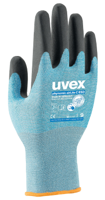 Uvex Phynomic AirLite C ESD safety glove