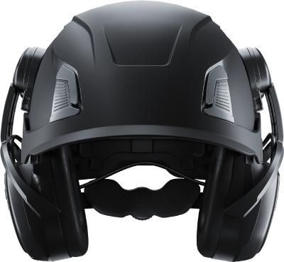 Zekler Sonic 530H helmet-mounted earmuffs
