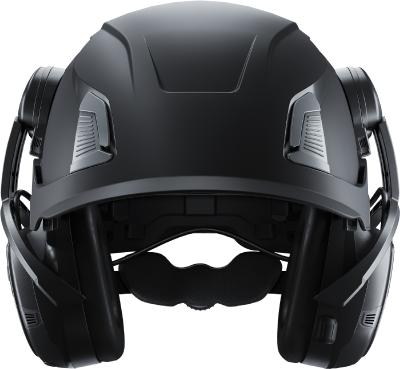 Zekler Sonic 540H helmet-mounted earmuffs