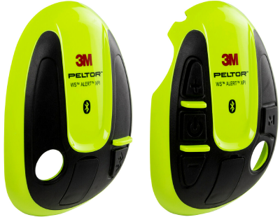 Hearing protector for WS Alert 3M Peltor XPI incl. mounting clip