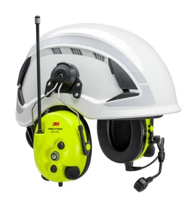 3M PELTOR Litecom Plus PMR 446 Helmet