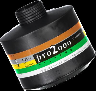 Suodattimet Pro 2000 Scott /3 M