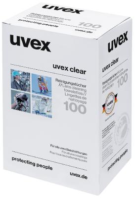 Puhdistusliina Uvex 9963