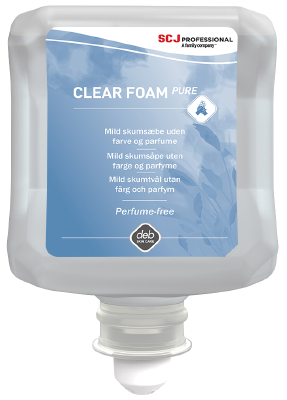 SÅPE SKUM CLEAR FOAM WASH 1 L