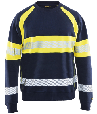 Sweatshirt Blåkläder 33591158