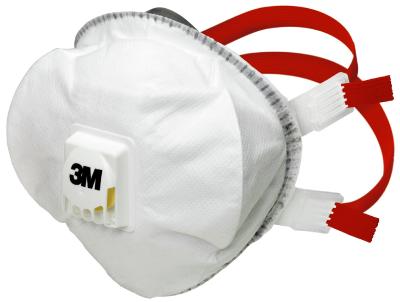 Filtrerande halvmask 3M 8835 PL FFP3V