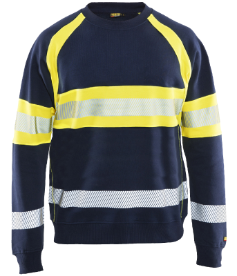 Sweatshirt Blåkläder 34591760
