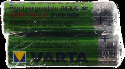 Oppladbare batterier Zekler 412 Bluetooth