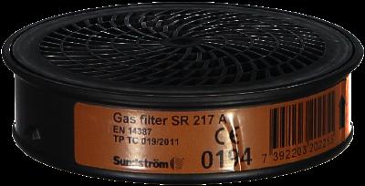 Gasfilter Sundström