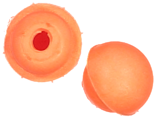 RESERVE EARPLUG PERCAP ORANGE